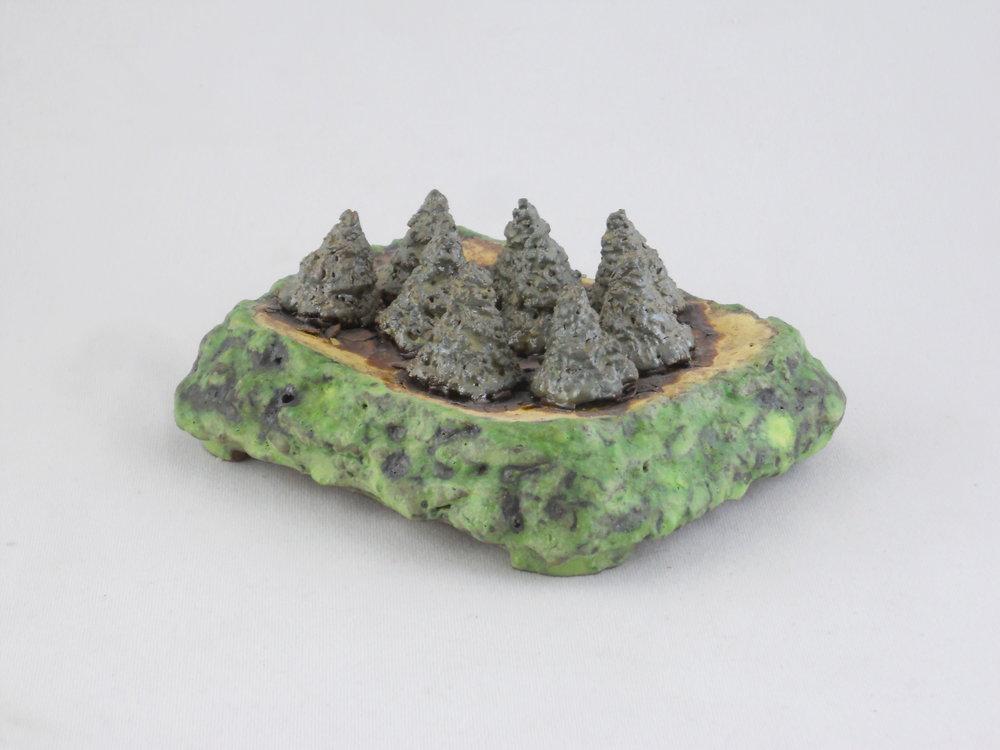 Pine Tree Soap Dish
