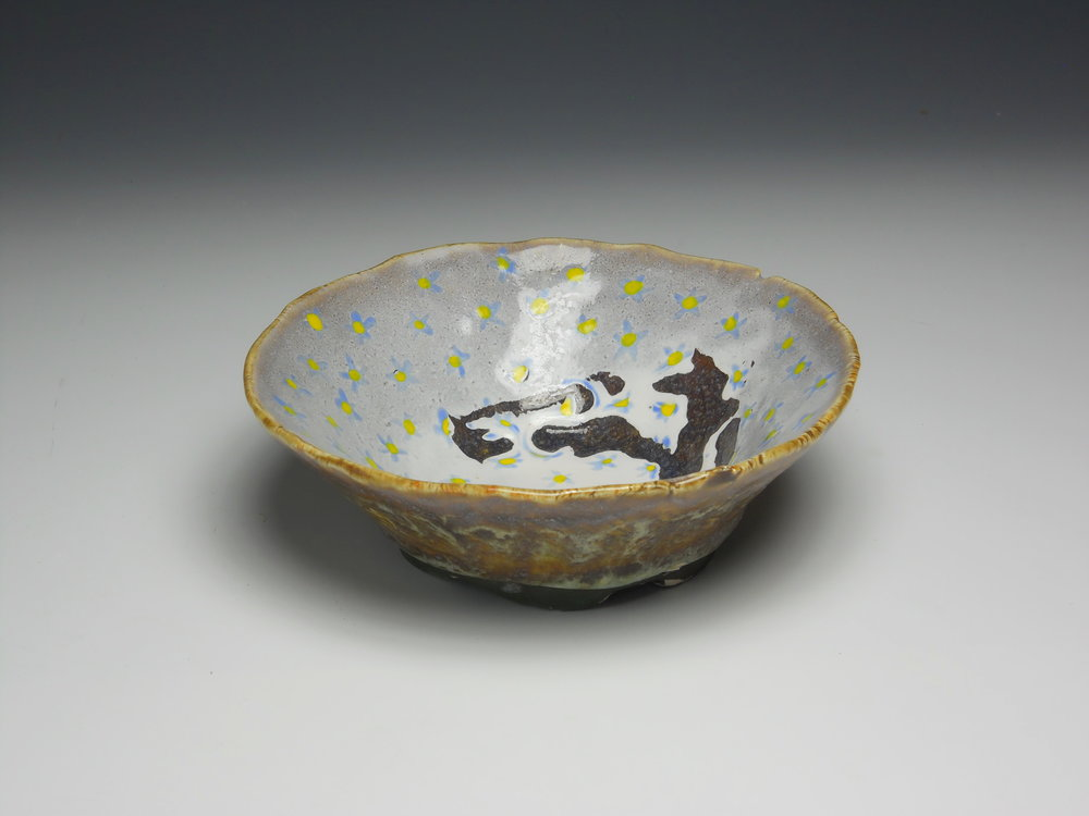Forget-Me-Not Bowl
