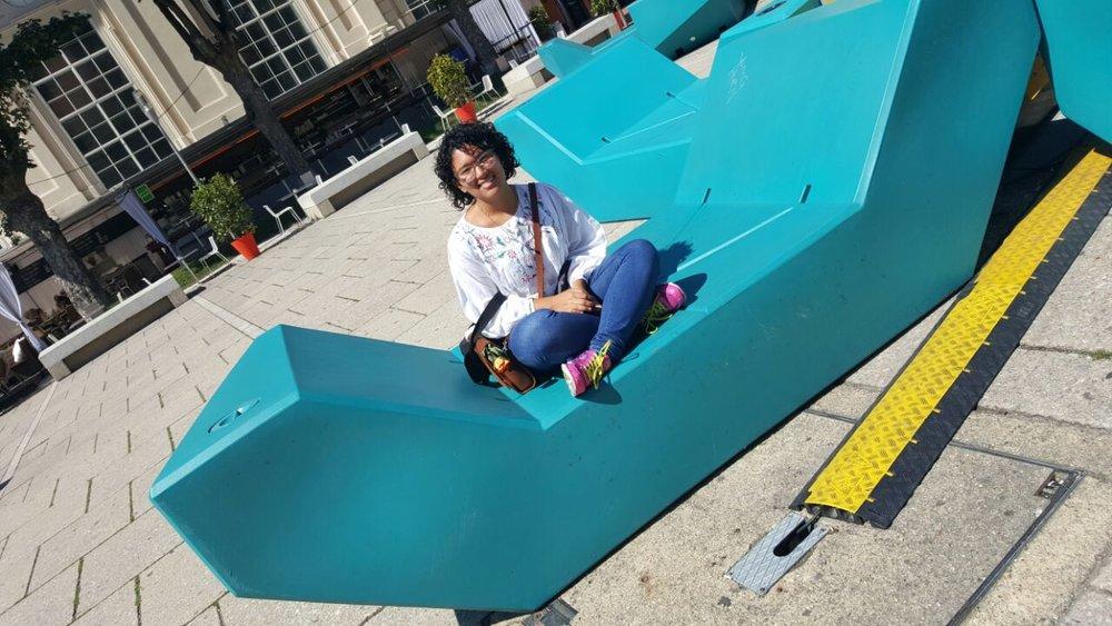 Arq. Karla Arita  - Arquitetcto  Graduada como Arquitecto de la Universidad Centroamericana José Simeón Cañas.