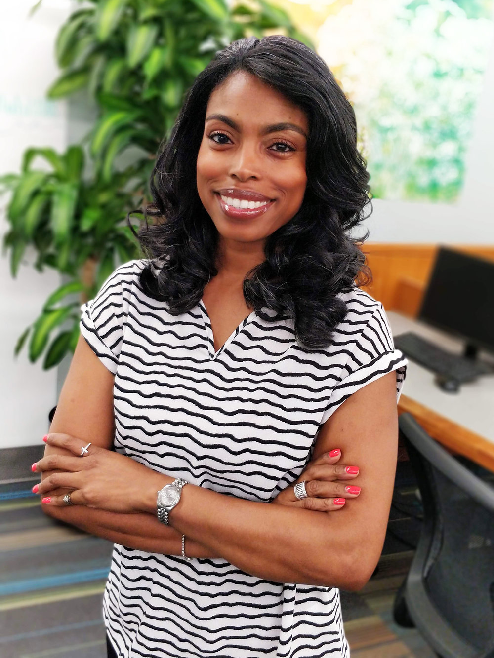 Lisa Edwards - Director of Events and Logistics