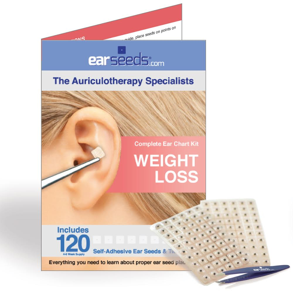Weight Loss Ear Seed Kit Health For Life