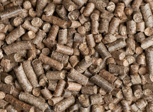 Copy of Canadian Canola Meal Pellets