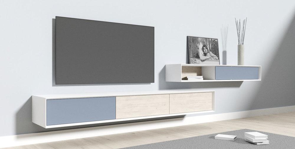 Zwevende Tv Meubel : Tv meubel op maat u design meubels op maat