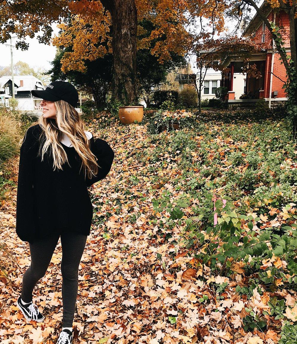 being thankful blog