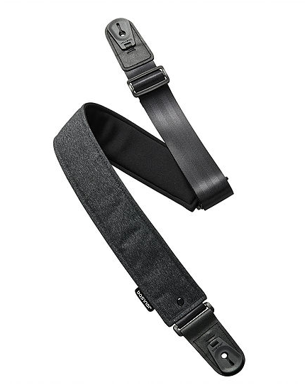 Basiner VitalGrip Strap - I just got one of these and LOVE it! It's insane how well the strap locks work and it's super comfy. I have a Jaguar and it's pretty heavy so this strap is a total game changer. It's really nice to not have to install the strap locks too.
