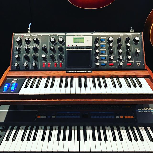 It's a Moog kind of day