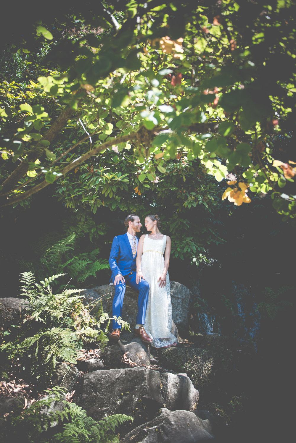 alli + hunter | cap and feather photography