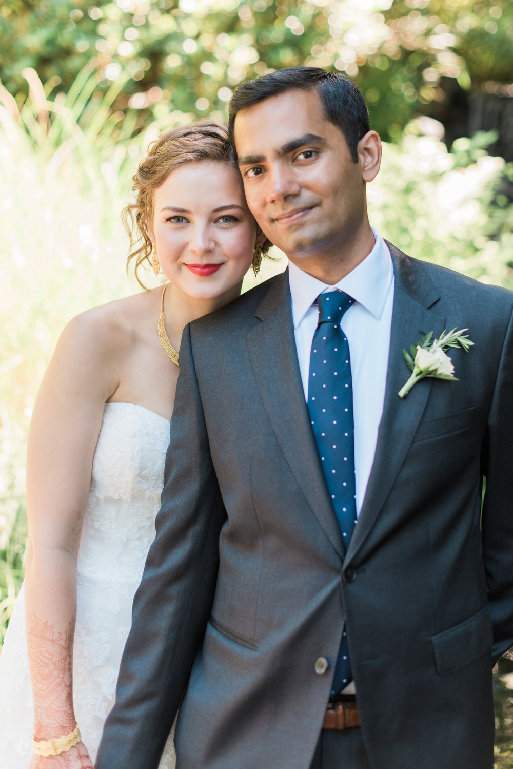 jane + debdeep | you look nice today photo