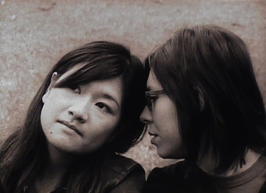Haruko Tanaka,  California Telephone , 2003 (L, R)