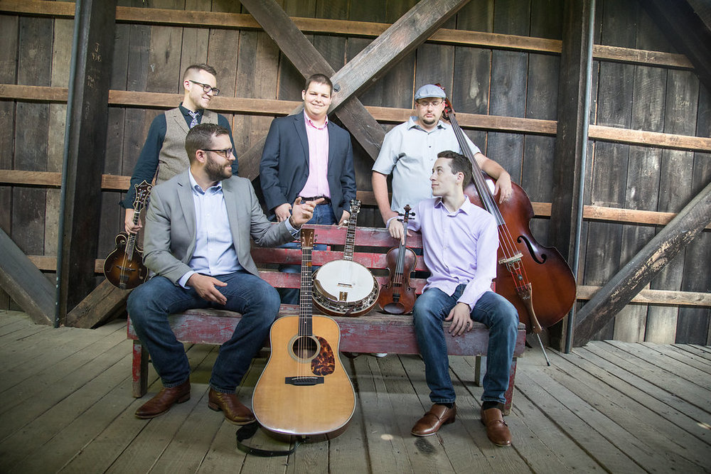 CHOSEN ROAD - America's Favorite Bluegrass Gospel Band