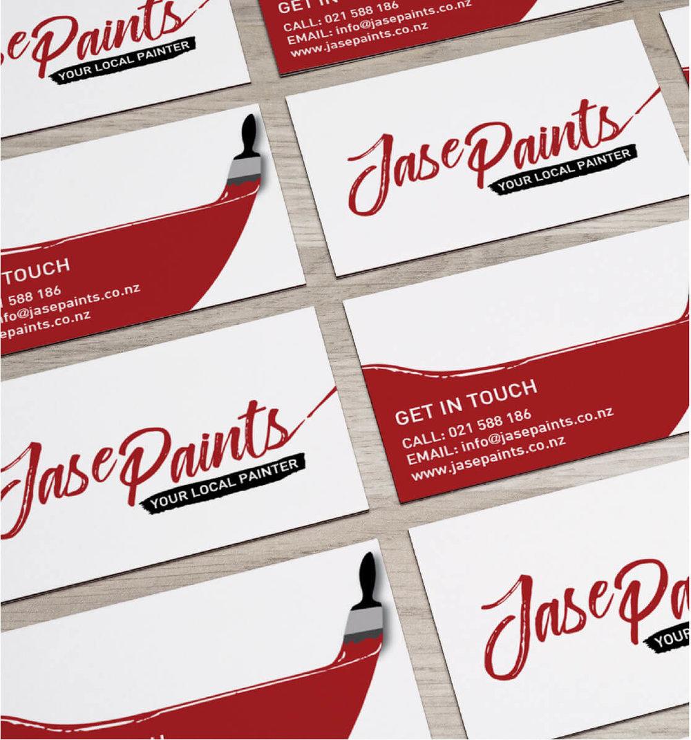 Jase Paints BC