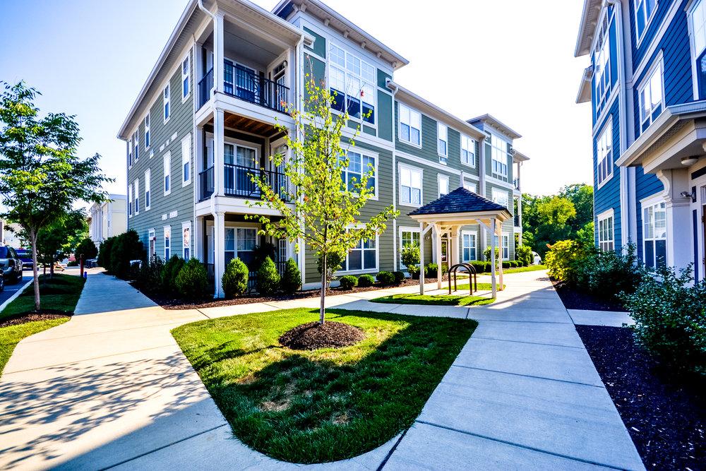 Apartments Indianapolis City Flats green building 3.jpg