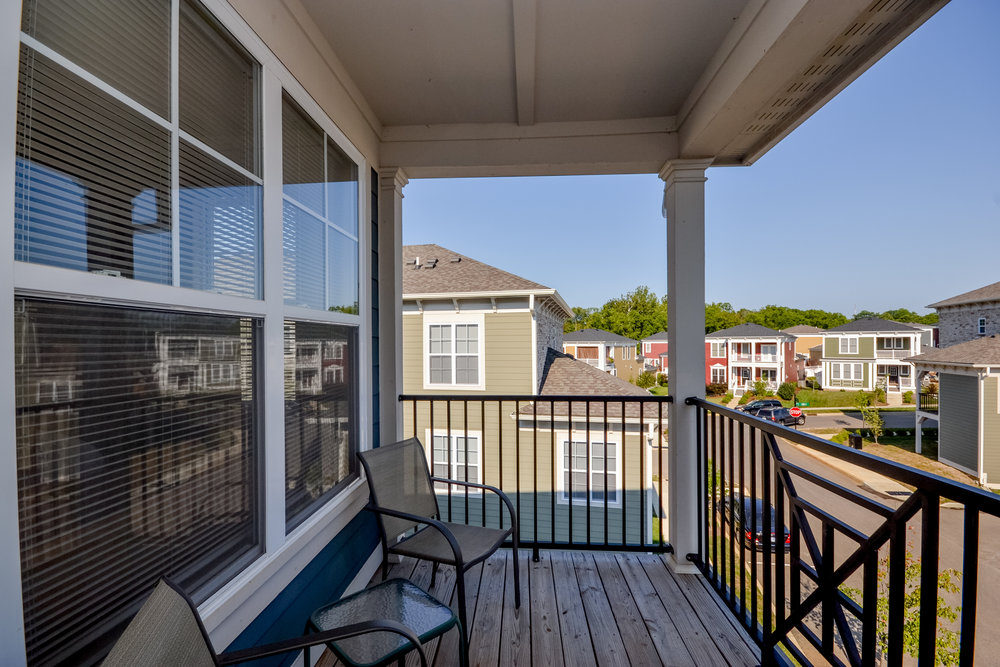 City Flats at Renwick - model patio or balcony (apartment).jpg