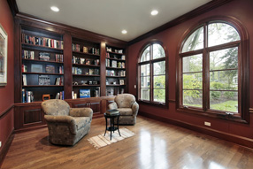 1- Mahogany Impression Bookshelves with Full Backs.jpg