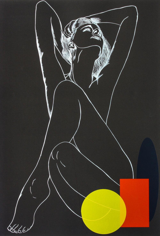 Untitled (detail) | Geometria Sensual   |  ©  Lino Martinez