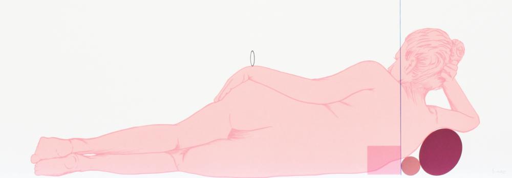 Untitled (detail) | Geometria Femenina   |  ©  Lino Martinez