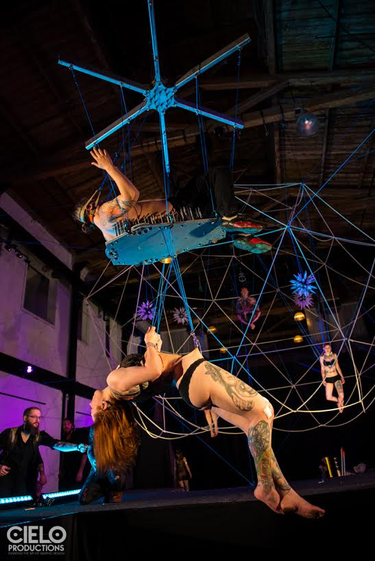 Suspension Gallery by Anchors Aweigh