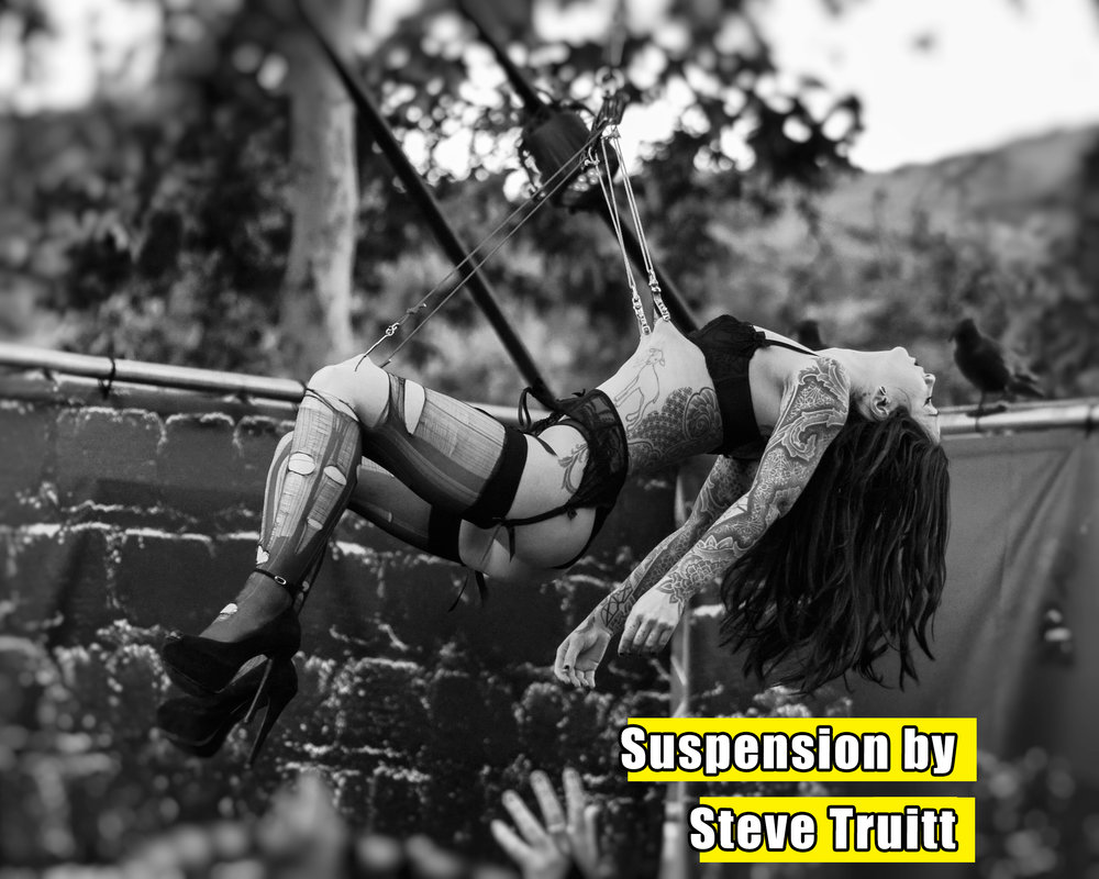 Suspension Show by Steve Truitt & Ascension Body Modification