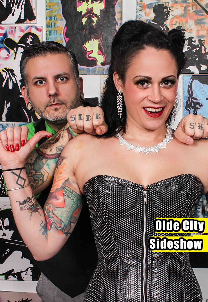 Side Show by Olde City Sideshow