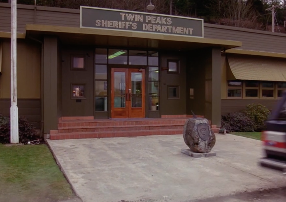 The Twin Peaks Sheriff's Department