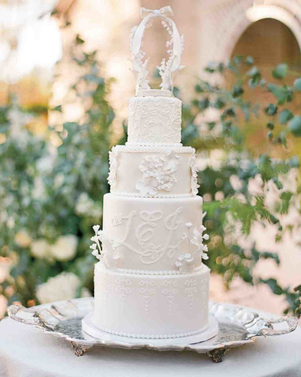 5 Wedding Cake Trends for 2017 Blog Marie Rose Events