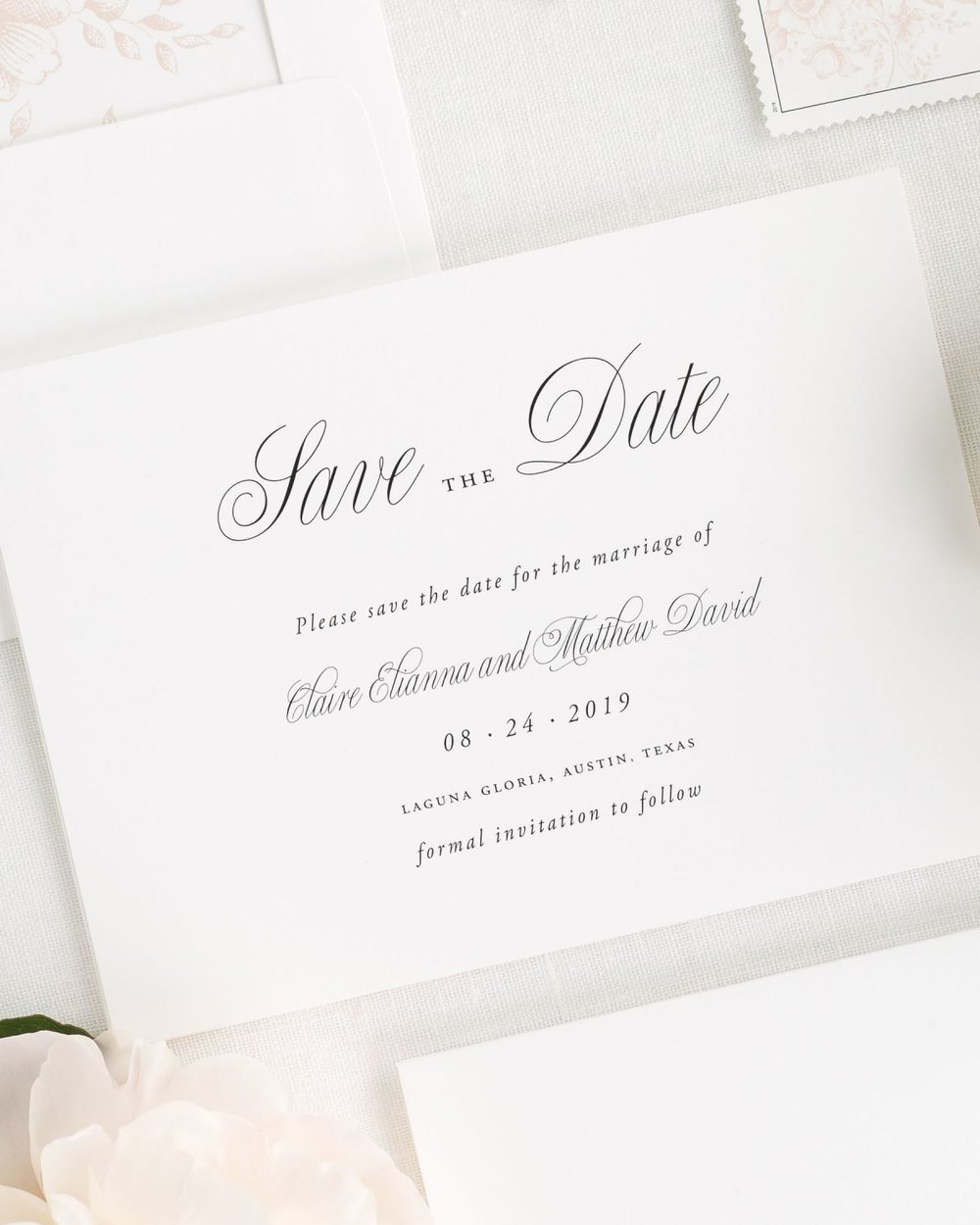 Image via Shine Wedding Invitations