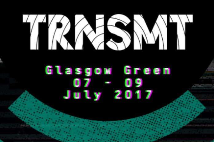 TRNSMT is a T in the Park replacement, for 2017 at least
