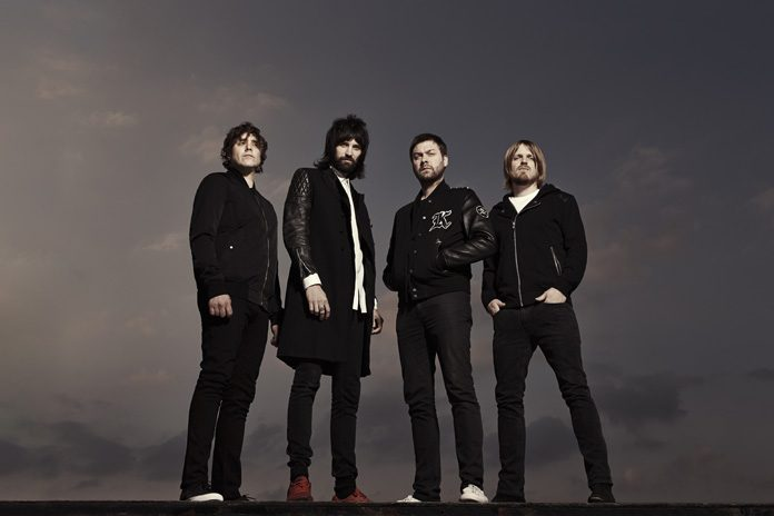 Kasabian are the second headliners to be announced, after Muse. Photo: Neil Bedford