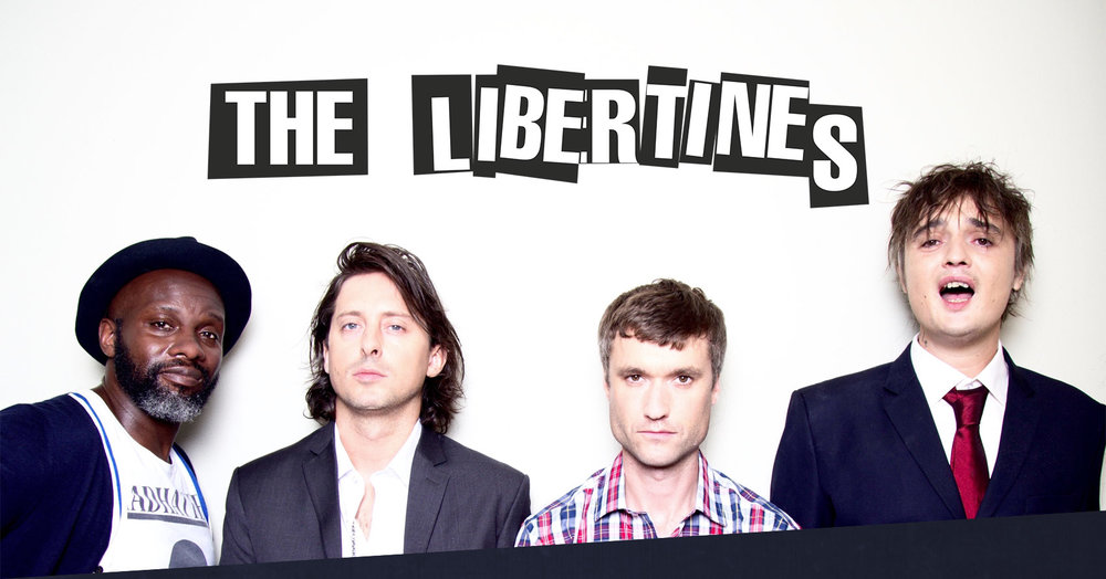 THE LIBERTINES TO HEADLINE TRAMLINES 2017! PHOTO: THE LIBERTINES OFFICIAL WEBSITE