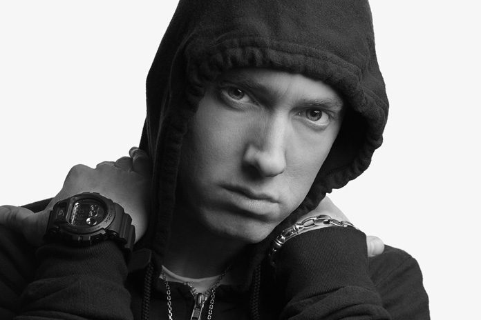 Eminem's last album was The Marshall Mathers LP 2 in 2013