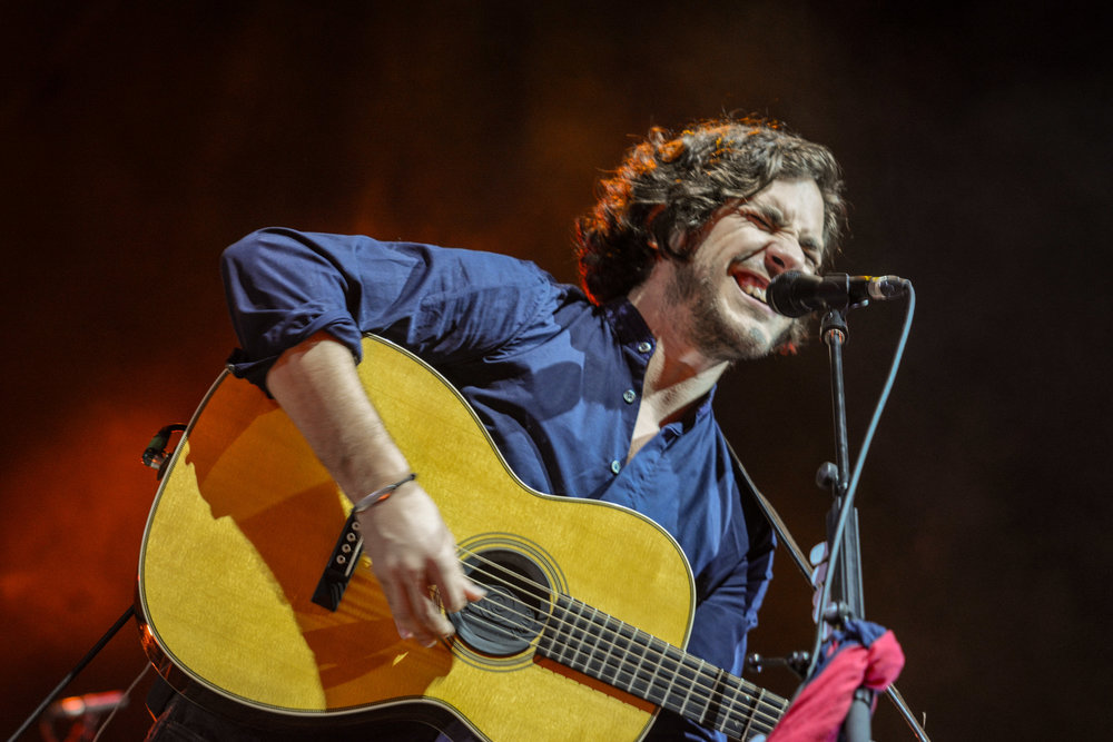 JACK SAVORETTI PLAYING EDINBURGH'S USHER HALL | PICTURE BY: LEANNA TANNER PHOTOGRAPHY