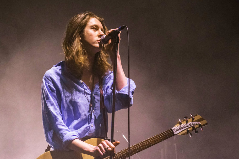 BLOSSOMS PLAYING GLASGOW'S O2 ACADEMY AS PART OF THE NME AWARDS TOUR 2017 PICTURE BY: SARINA MCCABE PHOTOGRAPHY