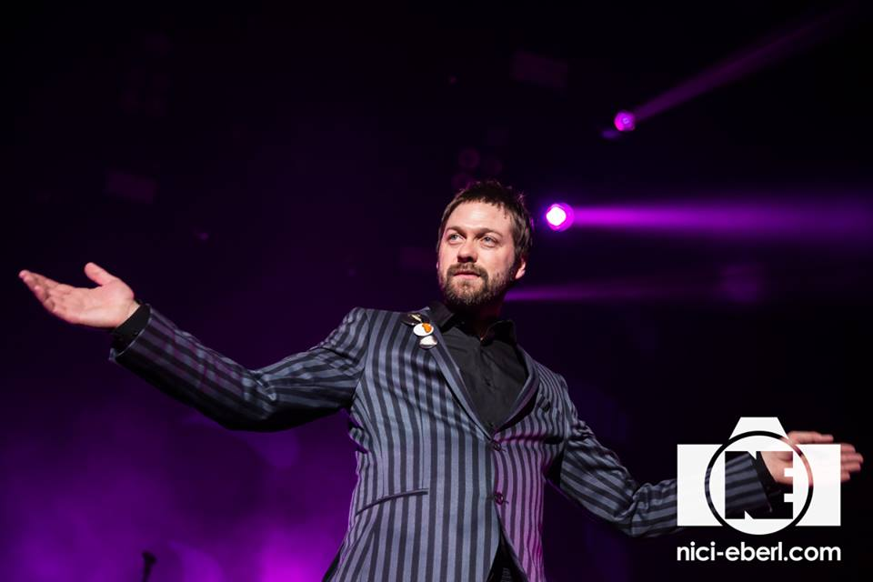 KASABIAN PERFORMING AT LONDON'S O2 FORUM KENTISH TOWN - 19/04/2017 PICTURE BY: NICI EBERL PHOTOGRAPHY (O2 FORUM HOUSE PHOTOGRAPHER)