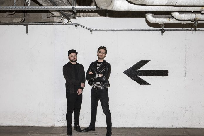 Royal Blood's self-titled debut was one of the acclaimed albums of 2014