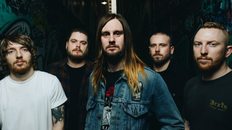 WHILE SHE SLEEPS PLAY OXFORD'S O2 ACADEMY 2  PICTURE BY: TEAMROCK