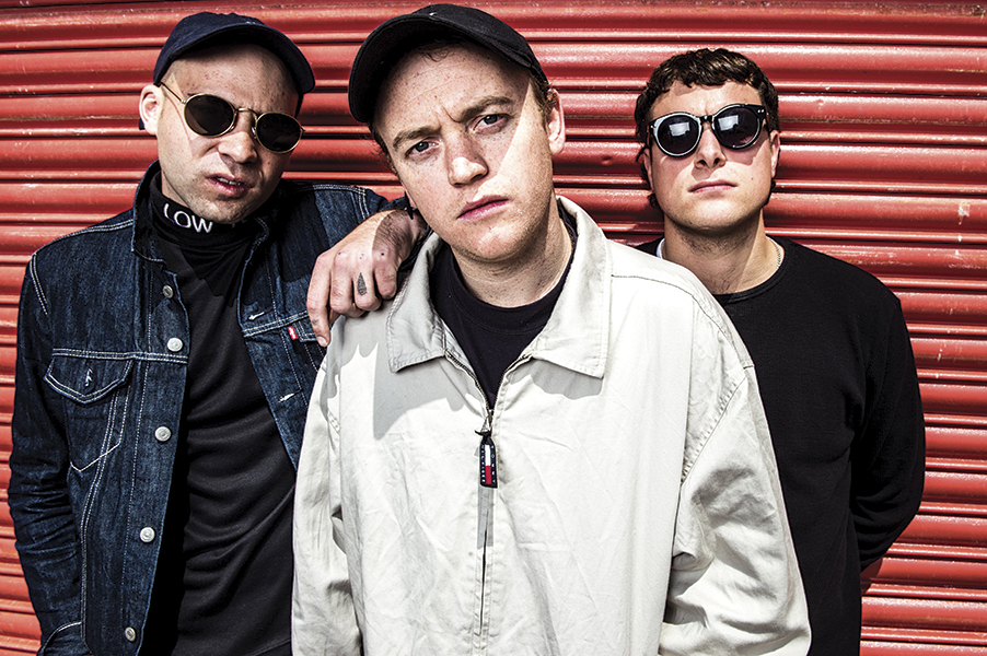 THE DMA'S AND MORE TO PLAY THIS YEAR'S KENDAL CALLING FESTIVAL IN JULY.  PICTURE BY: NME MAGAZINE