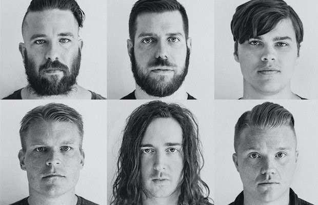 UNDEROATH - REBIRTH TOUR AT GLASGOW'S O2 ABC - 04/05/2017