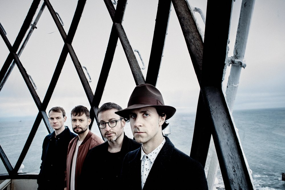 MAXIMO PARK TO PERFORM AT GLASGOW'S O2 ABC ON 9TH MAY  PICTURE BY: SONIC PR