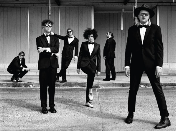 Arcade Fire have announced shows in Scunthorpe and Edinburgh.