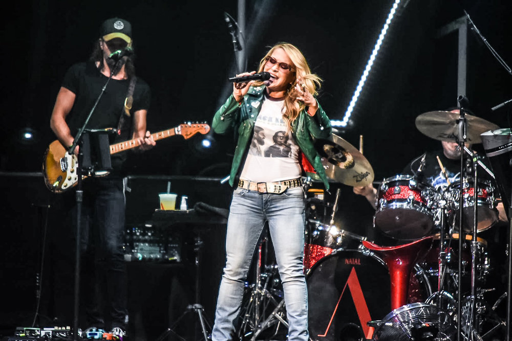 ANASTACIA PERFORMING AT EDINBURGH'S USHER HALL - 31/05/2017  PICTURE BY: CALUM BUCHAN PHOTOGRAPHY