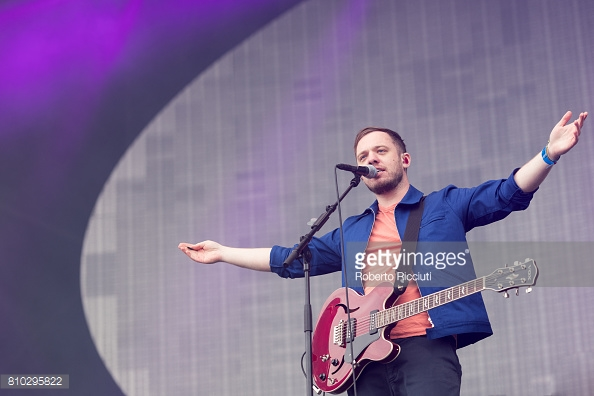 EVERYTHING EVERYTHING PERFORMING TRNSMT FEST 2017 IN GLASGOW - 07/07/2017  PICTURE BY: ROBERTO RICCIUTI - GETTY IMAGES