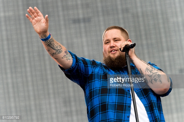 RAG 'N' BONE MAN PERFORMING TRNSMT FEST 2017 IN GLASGOW - 07/07/2017  PICTURE BY: ROBERTO RICCIUTI - GETTY IMAGES