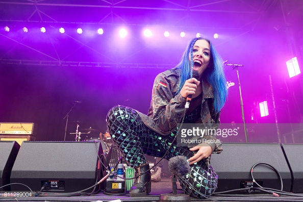 VUKOVI PERFORMING TRNSMT FEST 2017 IN GLASGOW - 09/07/2017  PICTURE BY: ROBERTO RICCIUTI - GETTY IMAGES