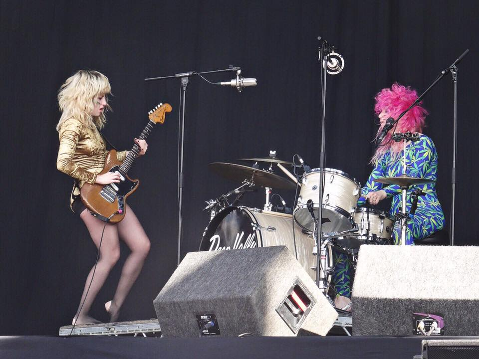 DEAP VALLEY OPENING DAY TWO AT LEEDS FESTIVAL 2017 ON MAIN STAGE - 26/08/2017  PICTURE BY: ASH ROBERTS PHOTOGRAPHY