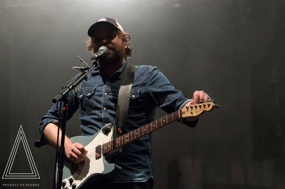 FRIGHTENED RABBIT HEADLINING DAY ONE AT ELECTRIC FIELDS FESTIVAL 2017 - 01/09/2017  PICTURE BY: PRODUCT OF GEORGE PHOTOGRAPHY
