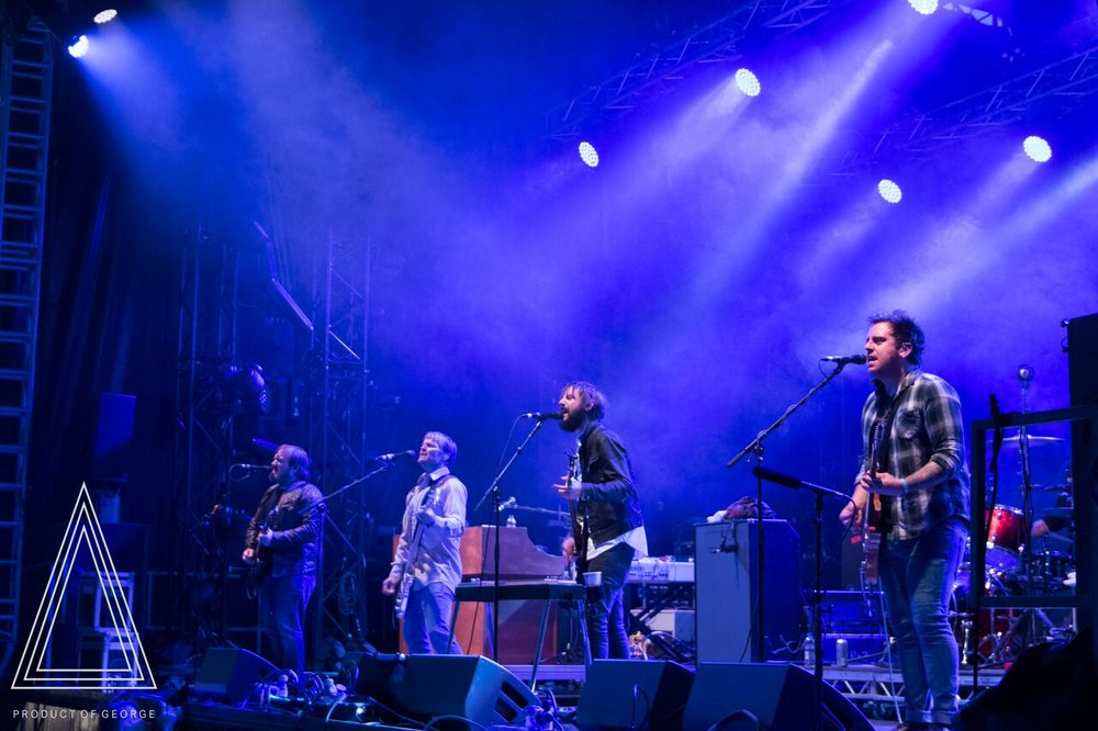 BAND OF HORSES PERFORMING AT DAY ONE AT ELECTRIC FIELDS FESTIVAL 2017 - 01/09/2017  PICTURE BY: PRODUCT OF GEORGE PHOTOGRAPHY
