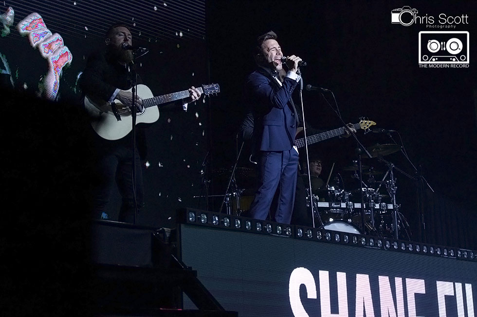 SHANE FILAN PERFORMING AT DUNDEE'S CAIRD HALL - 20/09/2017  PICTURE BY: CHRIS SCOTT PHOTOGRAPHY
