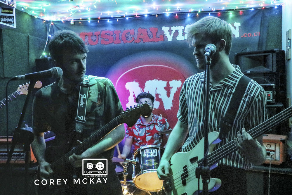 WHITEHILL GROVE PERFORMING TO SOLD OUT CROWD AT ABERDEEN'S MUSICAL VISION - 23.09.2017  PICTURE BY: COREY MCKAY PHOTOGRAPHY