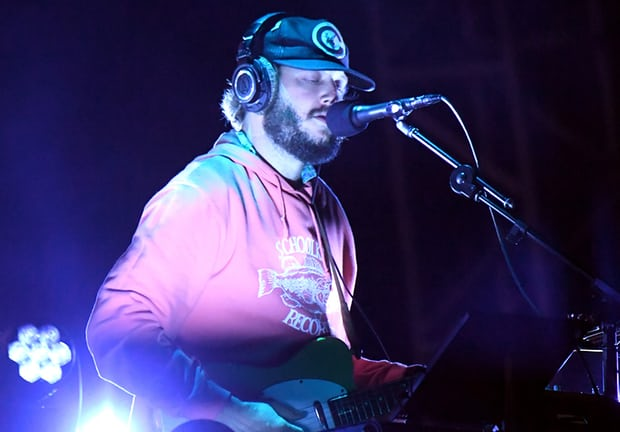 Justin Vernon of Bon Iver.   Photograph By: Jeff Kravitz/FilmMagic