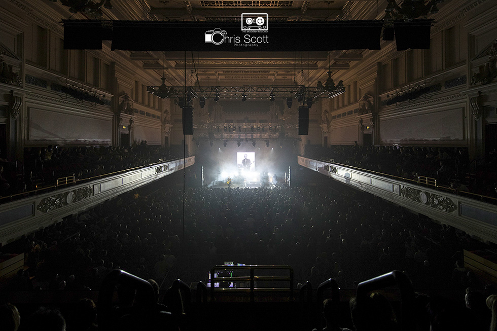 PLACEBO PLAYING SOLD OUT CROWD   AT DUNDEE'S CAIRD HALL AS PART OF 20TH ANNIVERSARY OF THE BAND - 08/10/2017  PICTURE BY: CHRIS SCOTT PHOTOGRAPHY